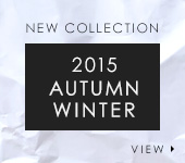 2015 AUTUMN WINTER NEW COLLECTION VIEW