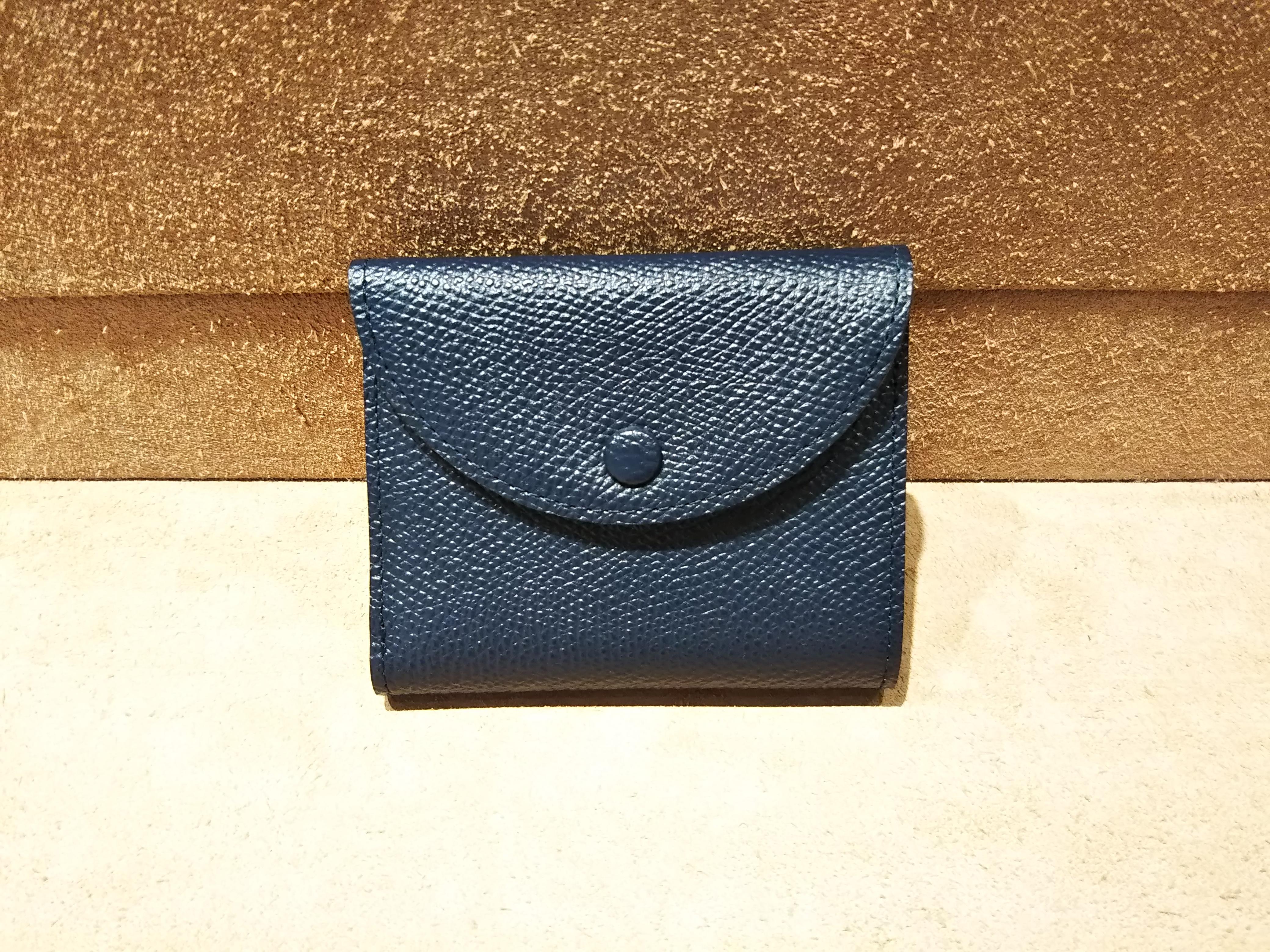 ザッカ 三つ折り財布(小さい財布)