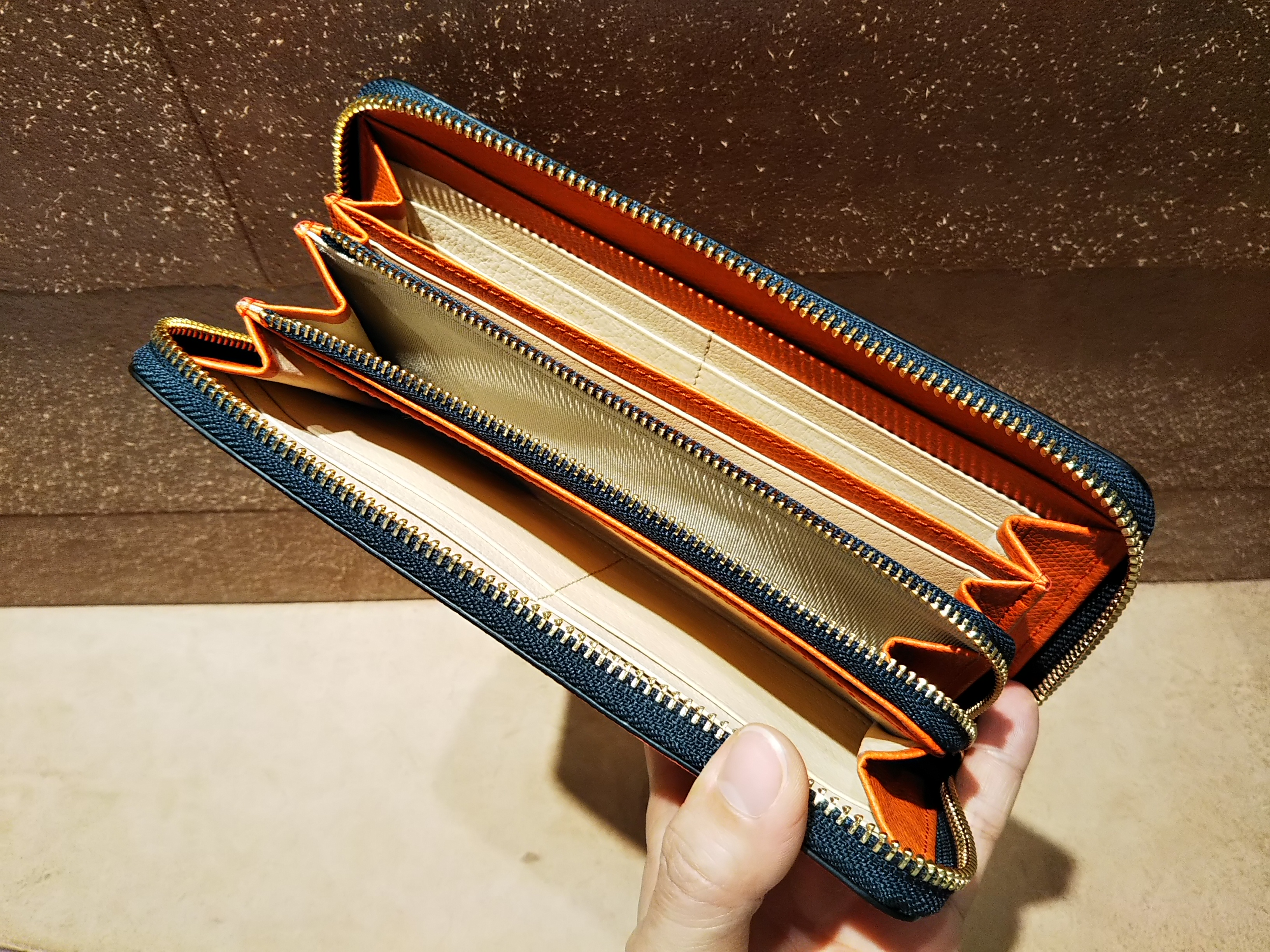 長財布シリーズ一覧