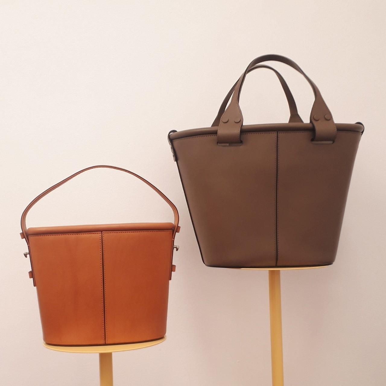 【こなれ感】 エポイのバケツ型バッグ