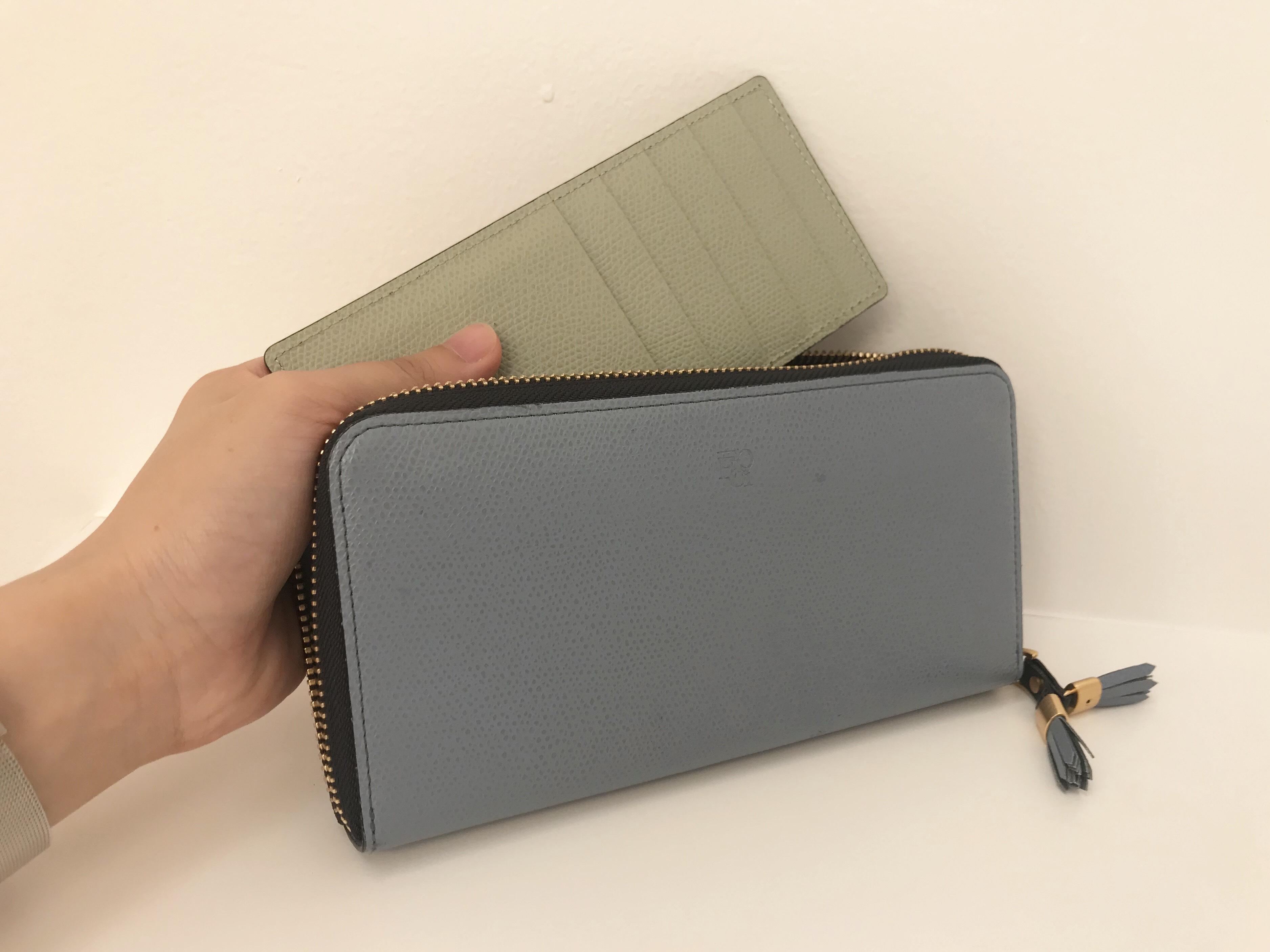 SHIKI 長財布+単カードケース