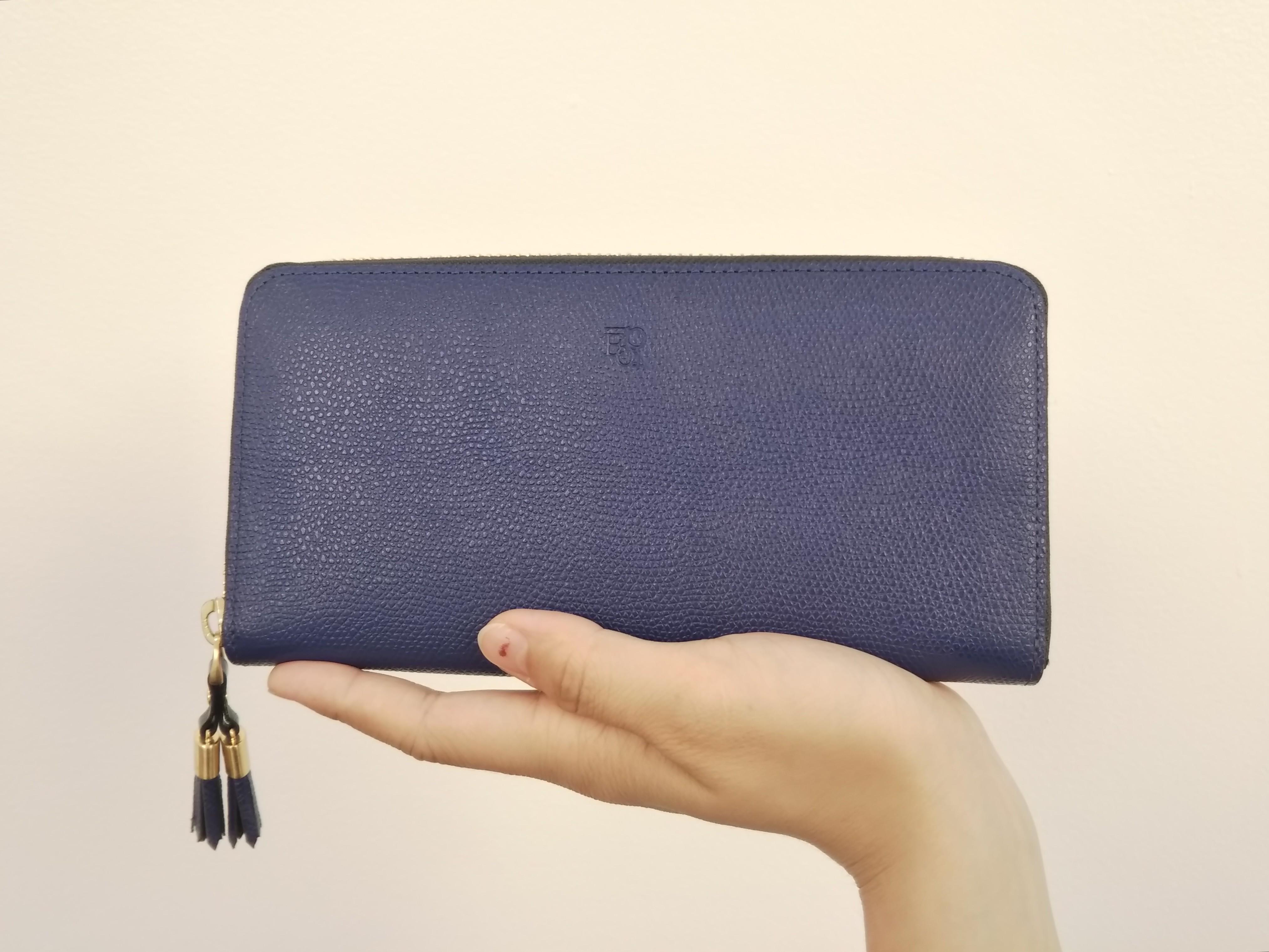 やっぱり好きな長財布