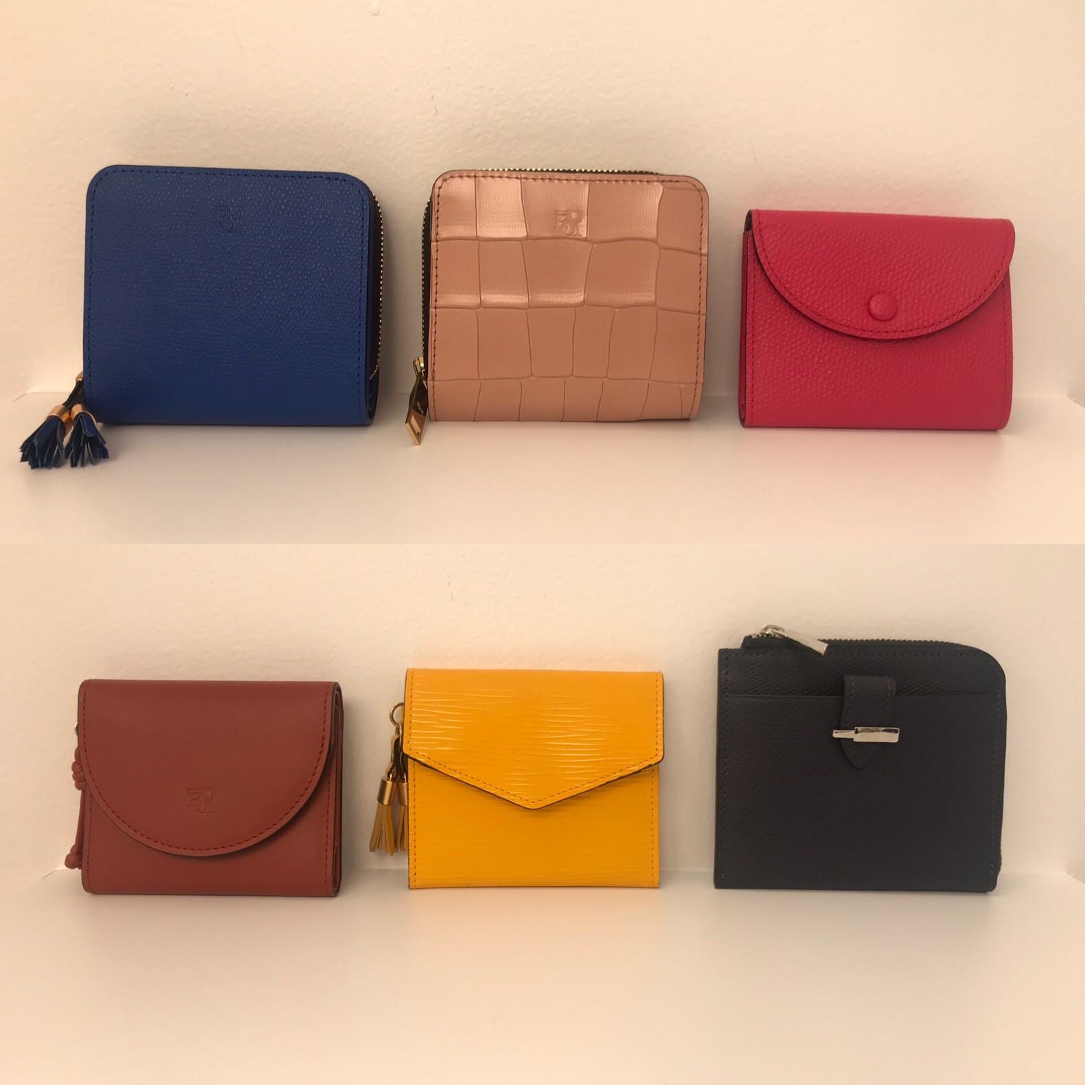 小さいお財布 6種比較