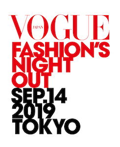 【表参道本店】VOGUE FASHION'S NIGHT OUT