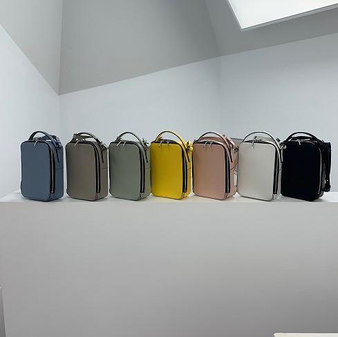 【shiki編】長財布も入れられる、小さめバッグ