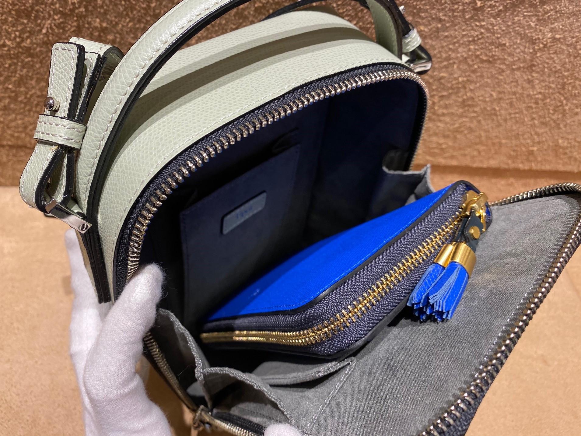 長財布の入るショルダーバッグ