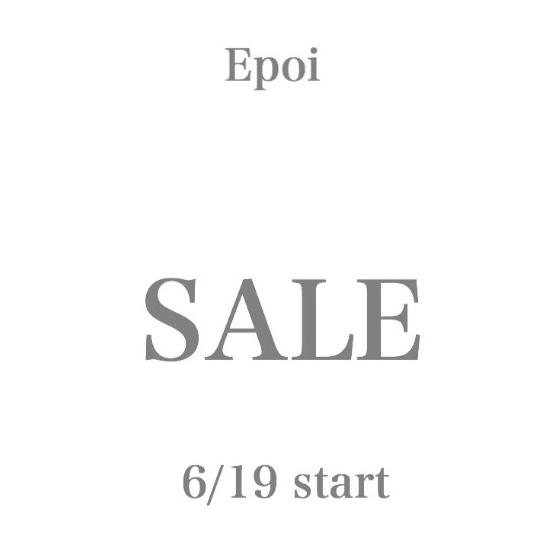 【直営店舗】2020年夏SALEのお知らせ ※SALE終了日追記有り