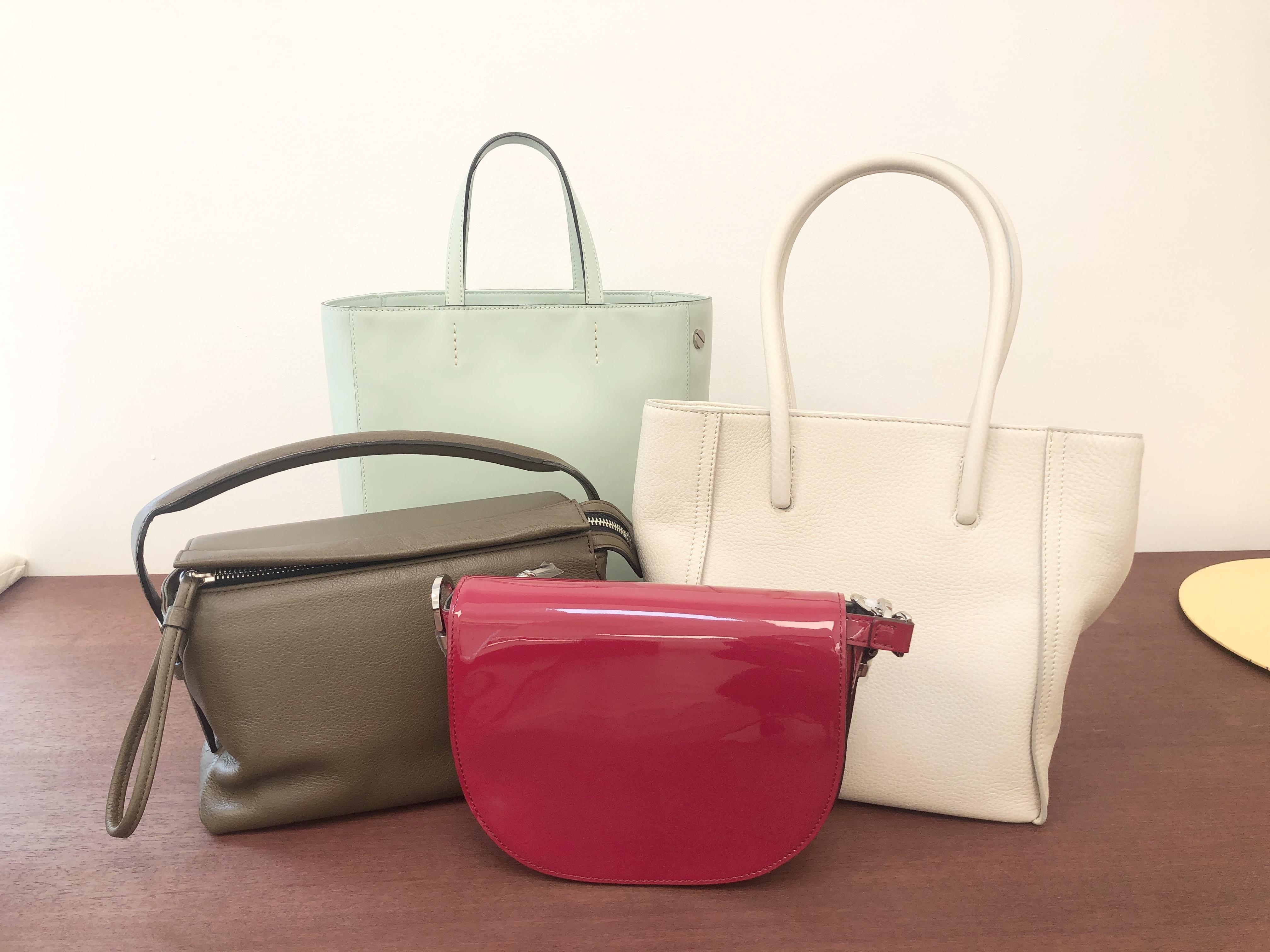夏に使いたいバッグ