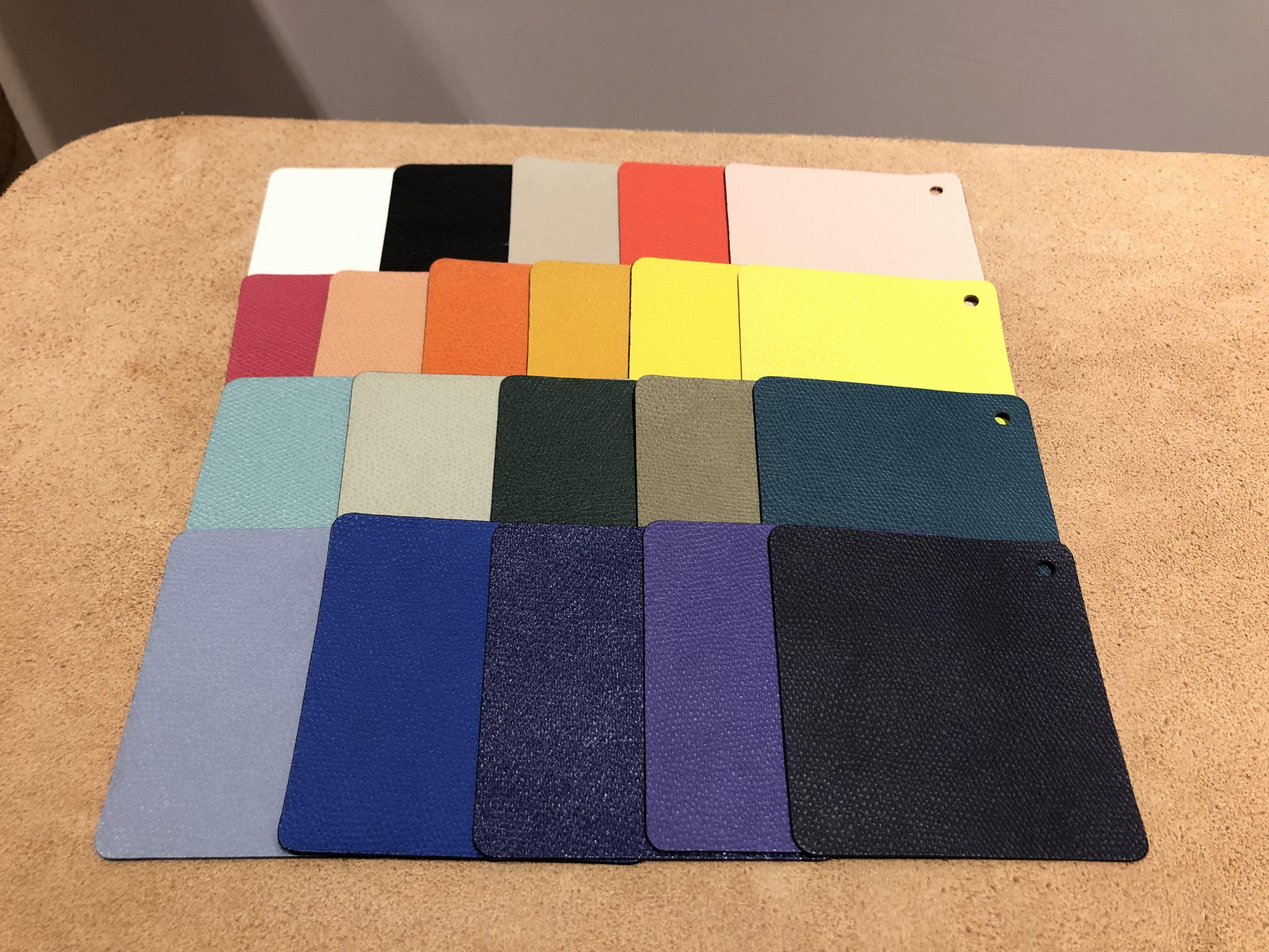 それぞれの色、それぞれの効果