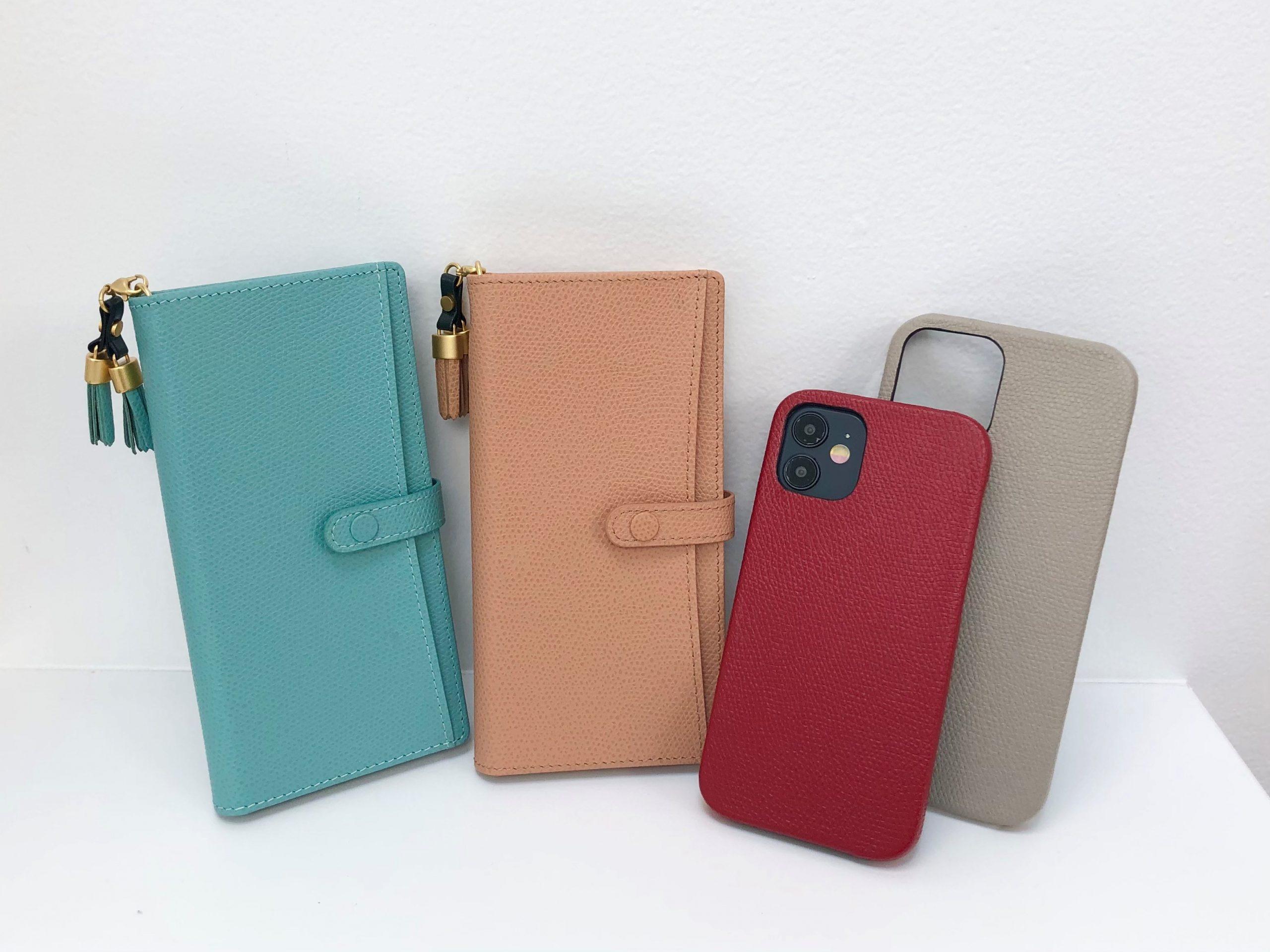 【Epoi本店限定】iPhone12 / 12miniケースの受注を開始しました!