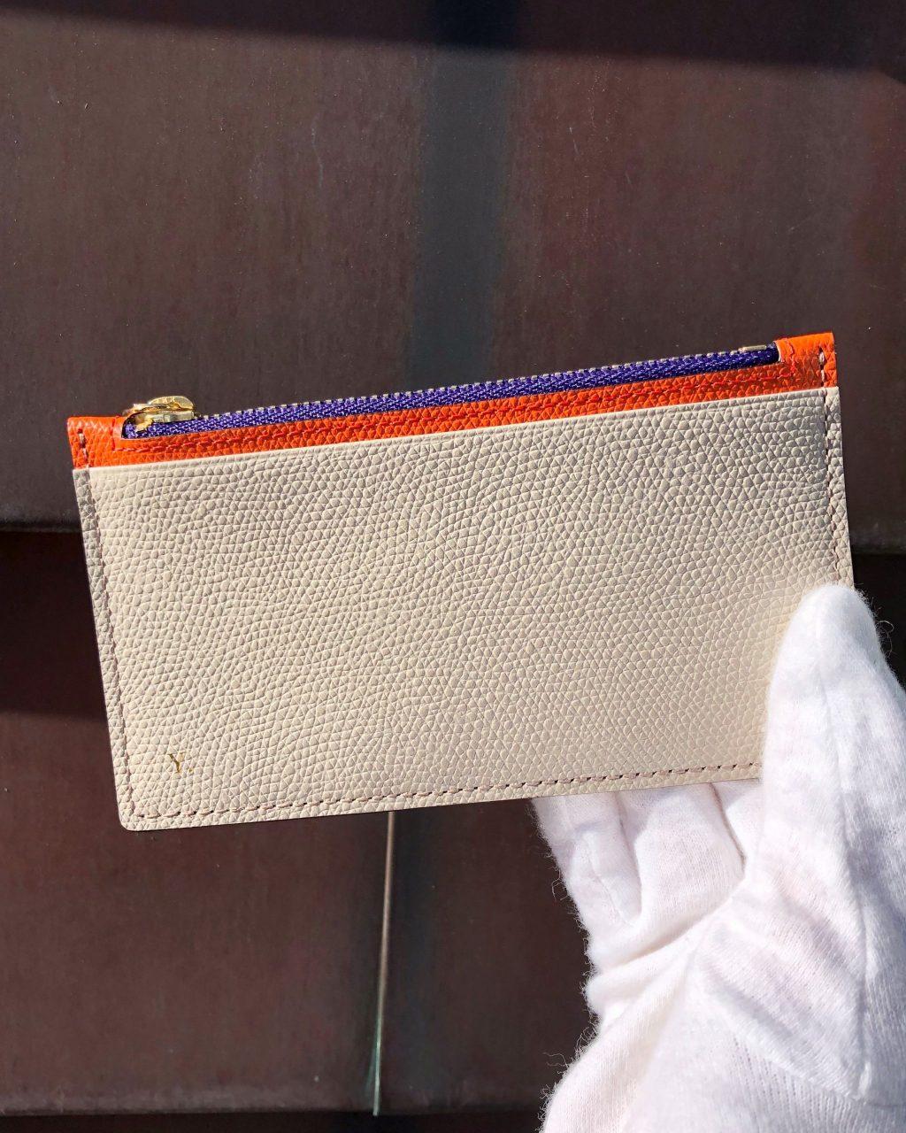 【Epoi本店】12月・1月のセミオーダーお財布をご紹介