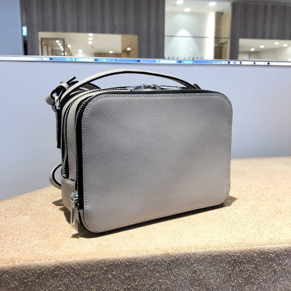 【再入荷】大人気シキBOXバッグあく色入荷しました!